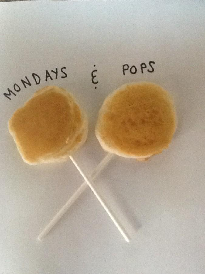 Mondays can be a drag, but pancakes can be fun. Together these two make a fabulous combo that make the best of Mondays.
