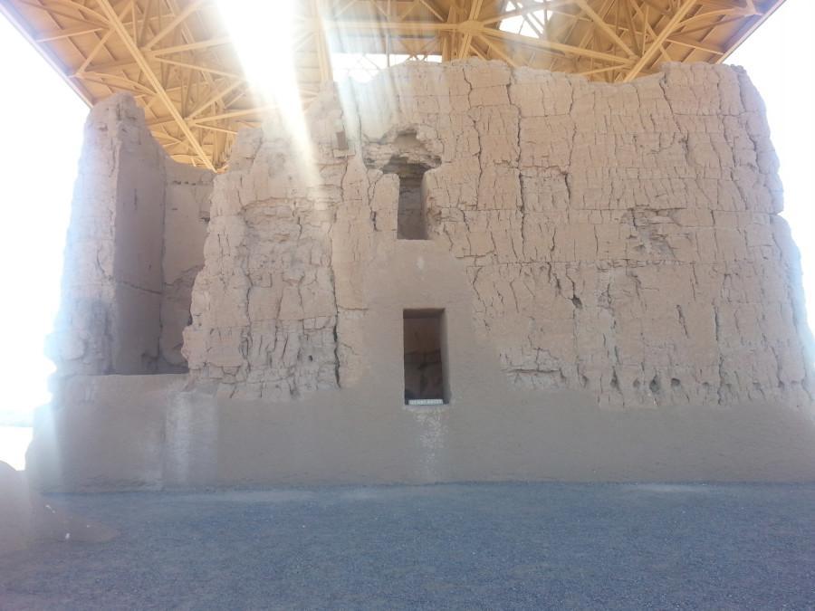 A New Discovery: The Casa Grande Ruins