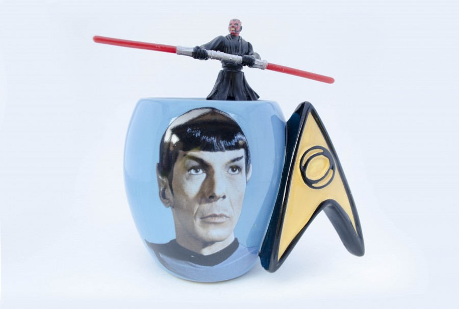 Star Wars or Star Trek? This long standing question has pitted fans of both franchises against each other for decades.