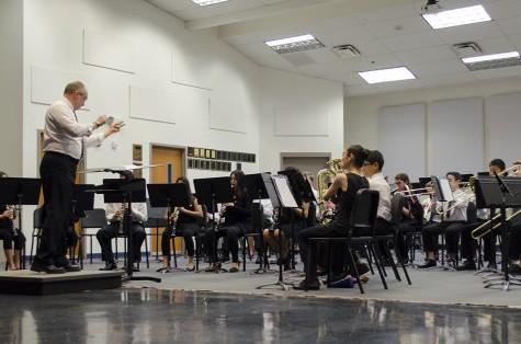 Wind Ensemble Breezes Through Concert