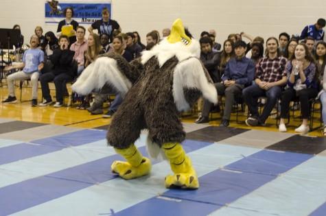 Name the Eagle!