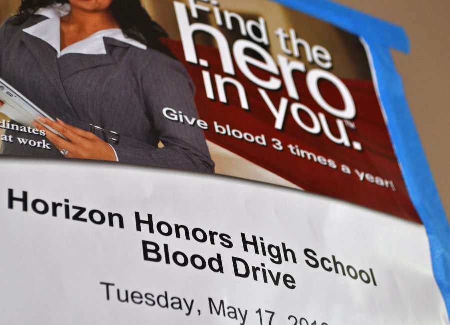 The Pre-Med Club will be sponsoring the United Blood Services drive, so to all the Eagles who are 16 or over and want to donate, May 17 is the day to do it.