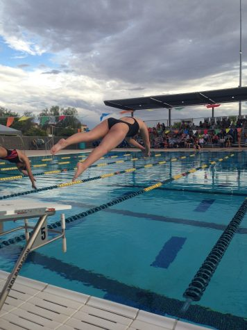 Swimmers Dive into the Season