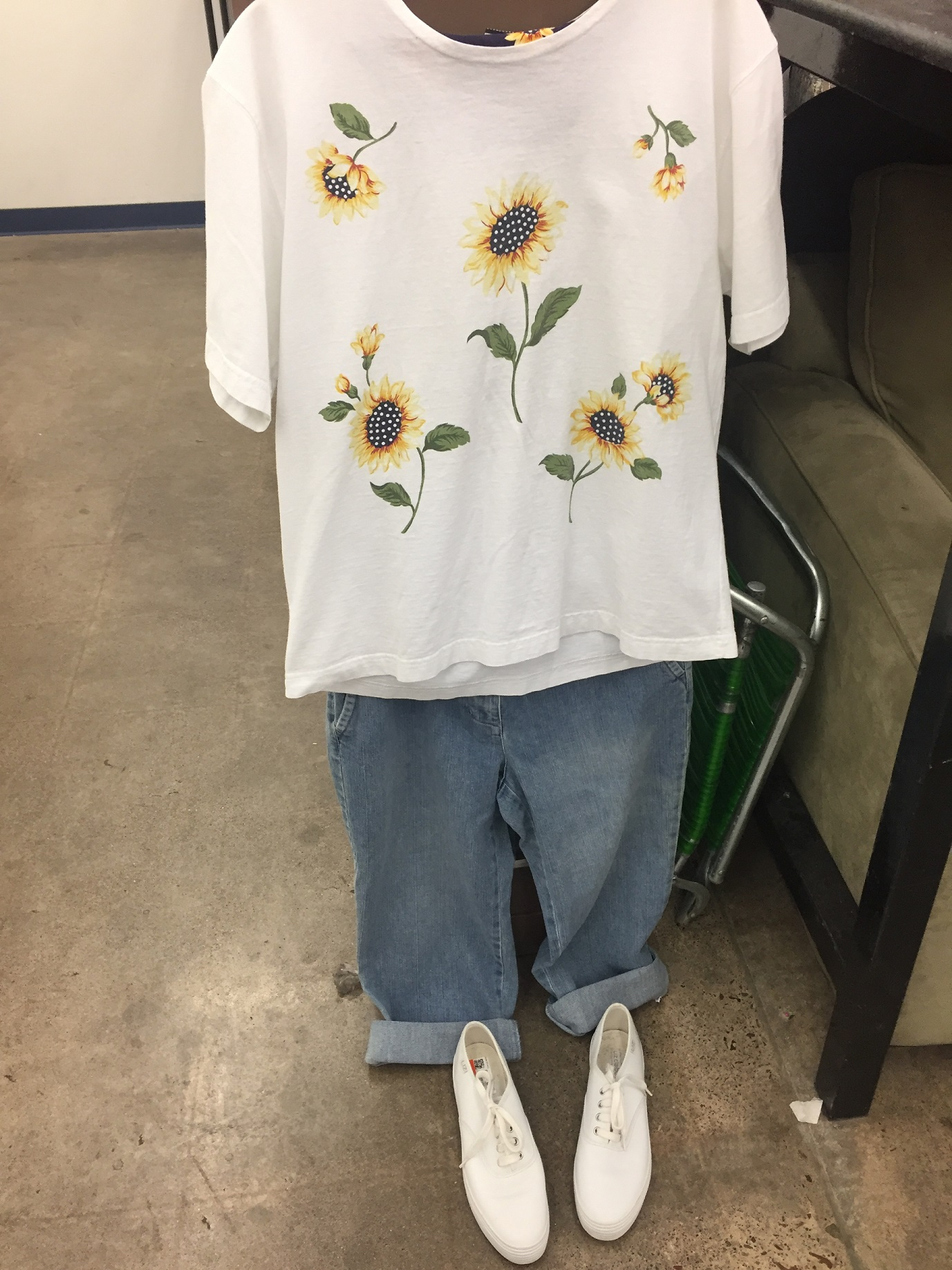This+outfit+gives+off+a+gardener+vibe+to+me%2C+and+is+super+comfortable.+The+shirt+costs+%244.99%2C+the+pants+cost+%249.99%2C+and+the+shoes+cost+%247.99%2C+bringing+the+whole+outfit+to+%2422.97.