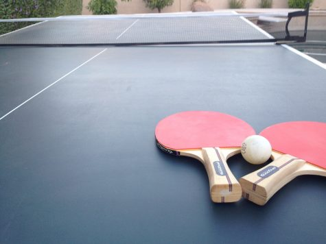 Place to Play Ping-Pong
