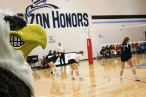 Student Spotlights: Girls' Varsity Volleyball Seniors