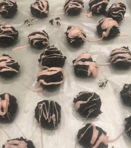 Make Oreo Balls For Mother's Day