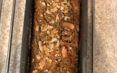 This banana coconut bread is the perfect healthy snack.