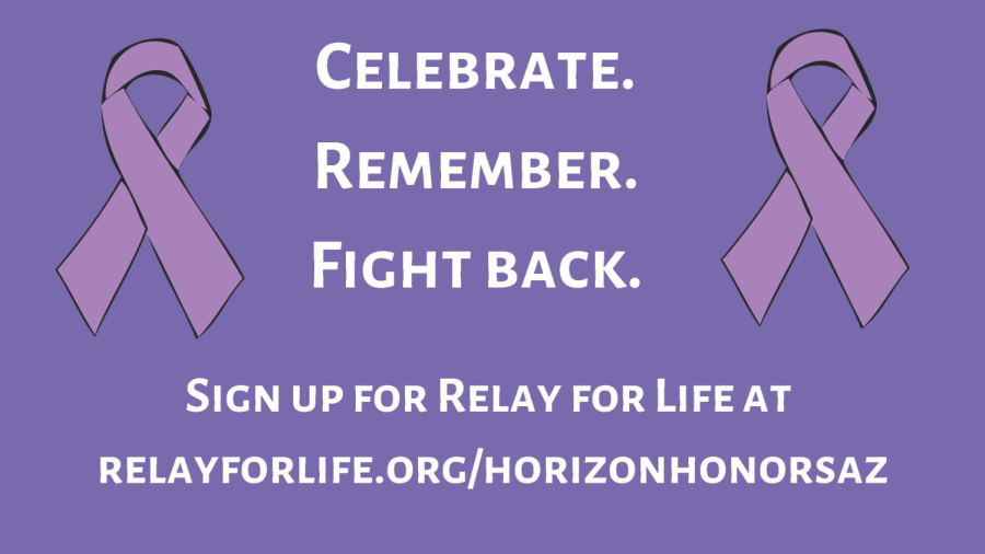 Relaying Info on Relay for Life