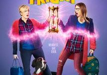 "The promotional poster of ""Freaky Friday: the Musical."""