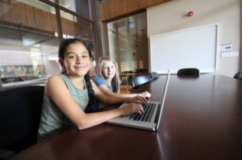 Girls Who Code encourages middle and high school girls to pursue programming careers.