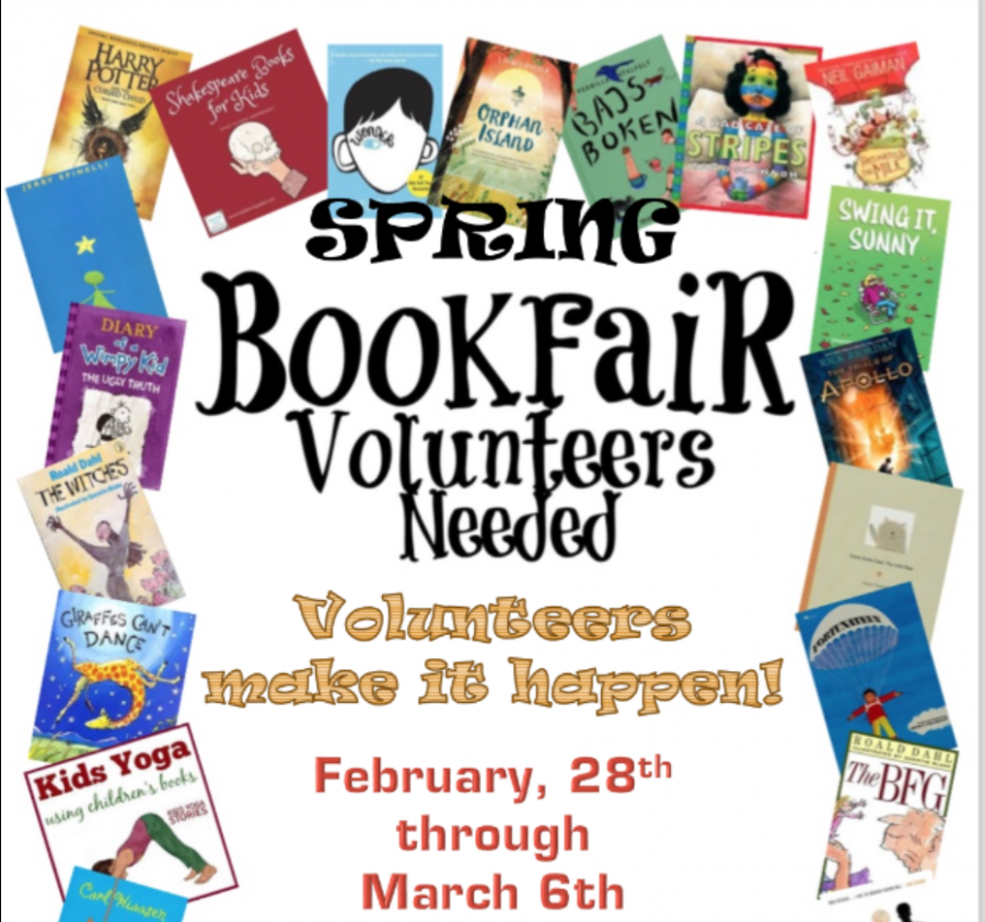 Help Horizon Honors assist its elementary students in finding the perfect book.