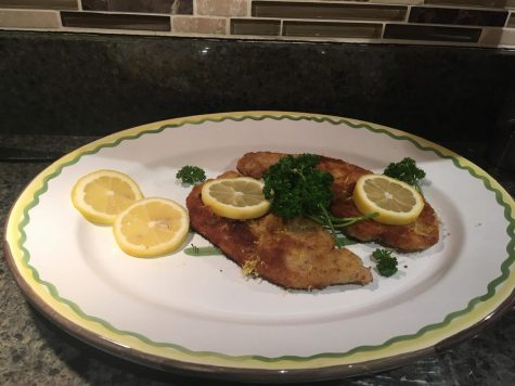 This schnitzel recipe is a perfect solution to anyone hoping to make a quick, filling, delicious meal.