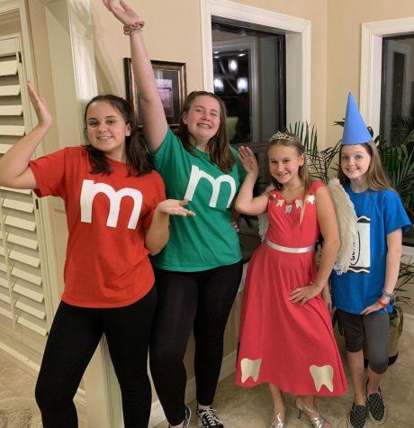 Halloween Day at Horizon Honors