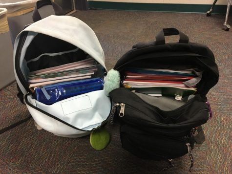 Innocent-looking backpacks can cause some dangerous problems.