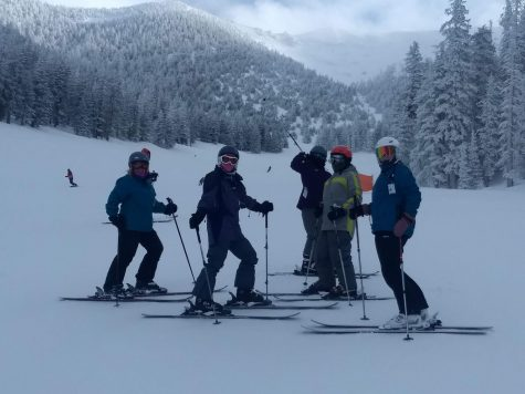 Skiing with family has always been a tradition that, unfortunately, will not be carried out this year.