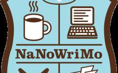 The official logo of NaNoWriMo.