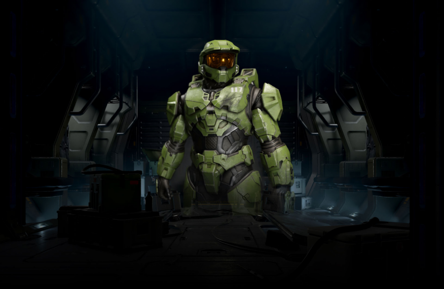 Halo+Infinite%2C+which+can+be+played+on+the+Xbox+Series+X+and+Series+S.
