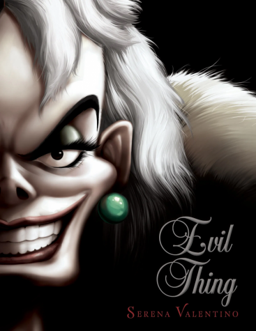 "The cover of ""Evil Things,"" written by Serena Valenino."