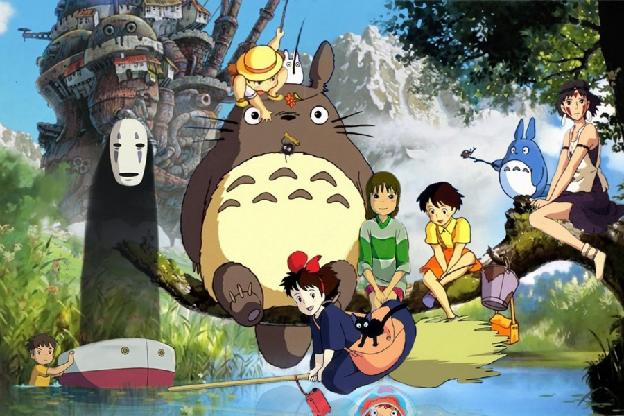 Studio Ghibli has entertained audiences for decades.