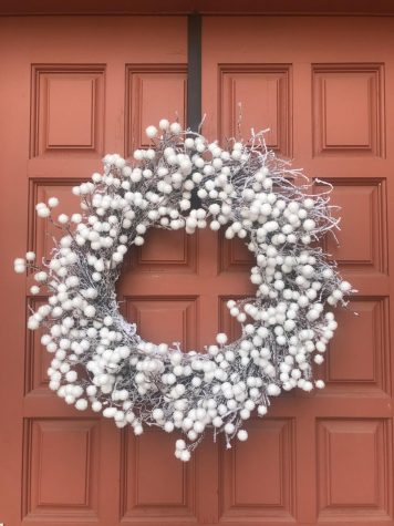 Wreaths have become a staple decoration of the Christmas season.