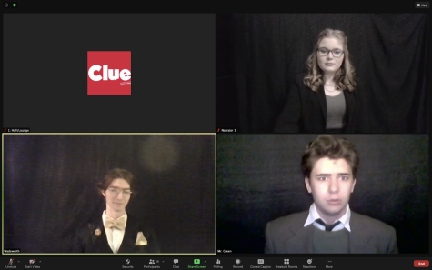 "Though presented online, ""Clue"" was still a great show to see."