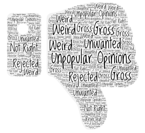 Everyone has unpopular opinions, and were sharing ours.