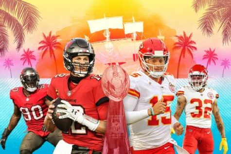 The Chiefs and Buccaneers will go head to head at Super Bowl LV.