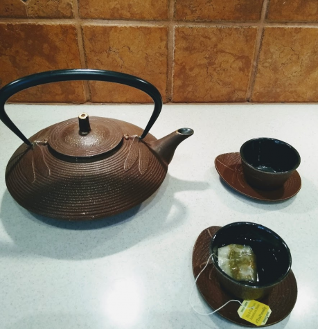 Tea can be a great tasting drink with great benefits too.