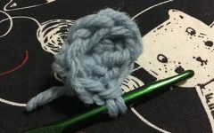 Crocheting can be a fun and enjoyable hobby.