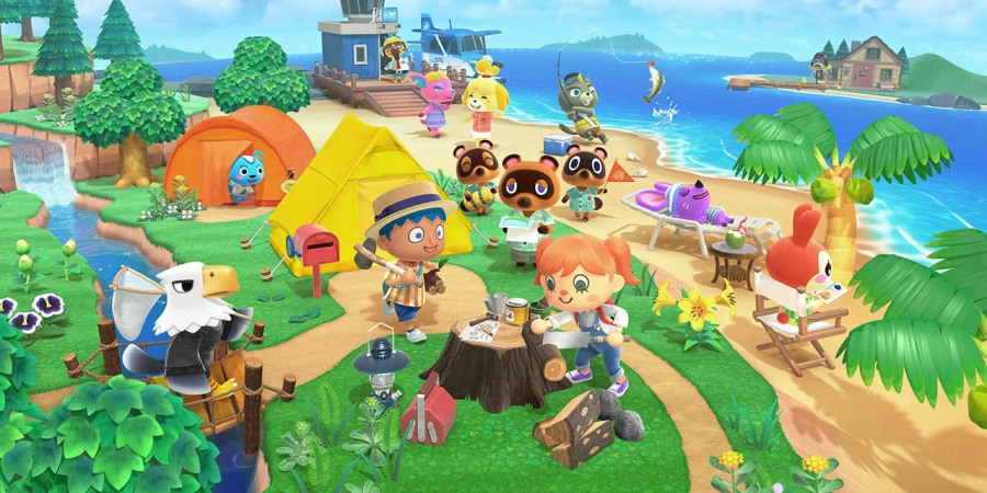 An+update+on+year+one+of+Animal+Crossing%3A+New+Horizons.
