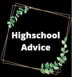 Here's some advice from high schoolers for incoming eighth graders.