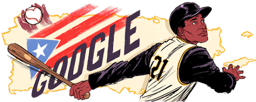 Modern Google Doodles.