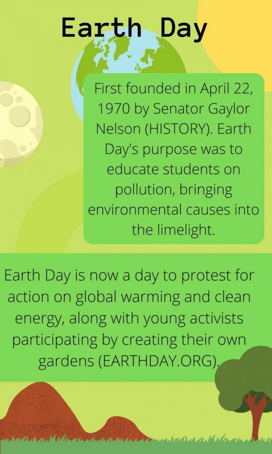 Earth Day Then and Now