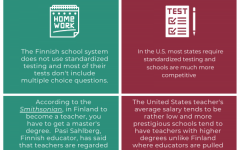 The Finnish and U.S. School Systems