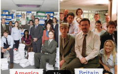 Despite being practically the same, the U.S. and U.K. versions of