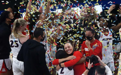 U of A women's basketball excels, gets spot in Final Four.