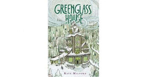 "The cover of ""Greenglass House."""
