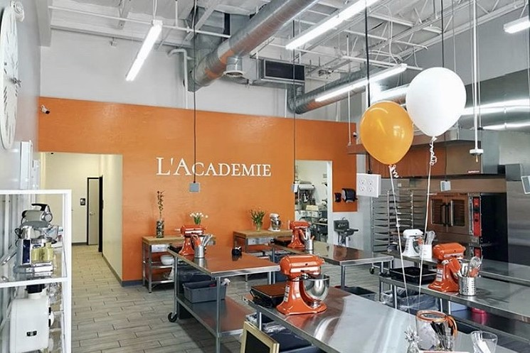 L'Academie Cooking and Baking School