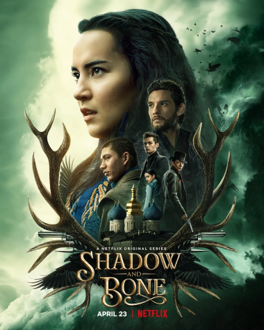 "The ""Shadow and Bone"" poster."